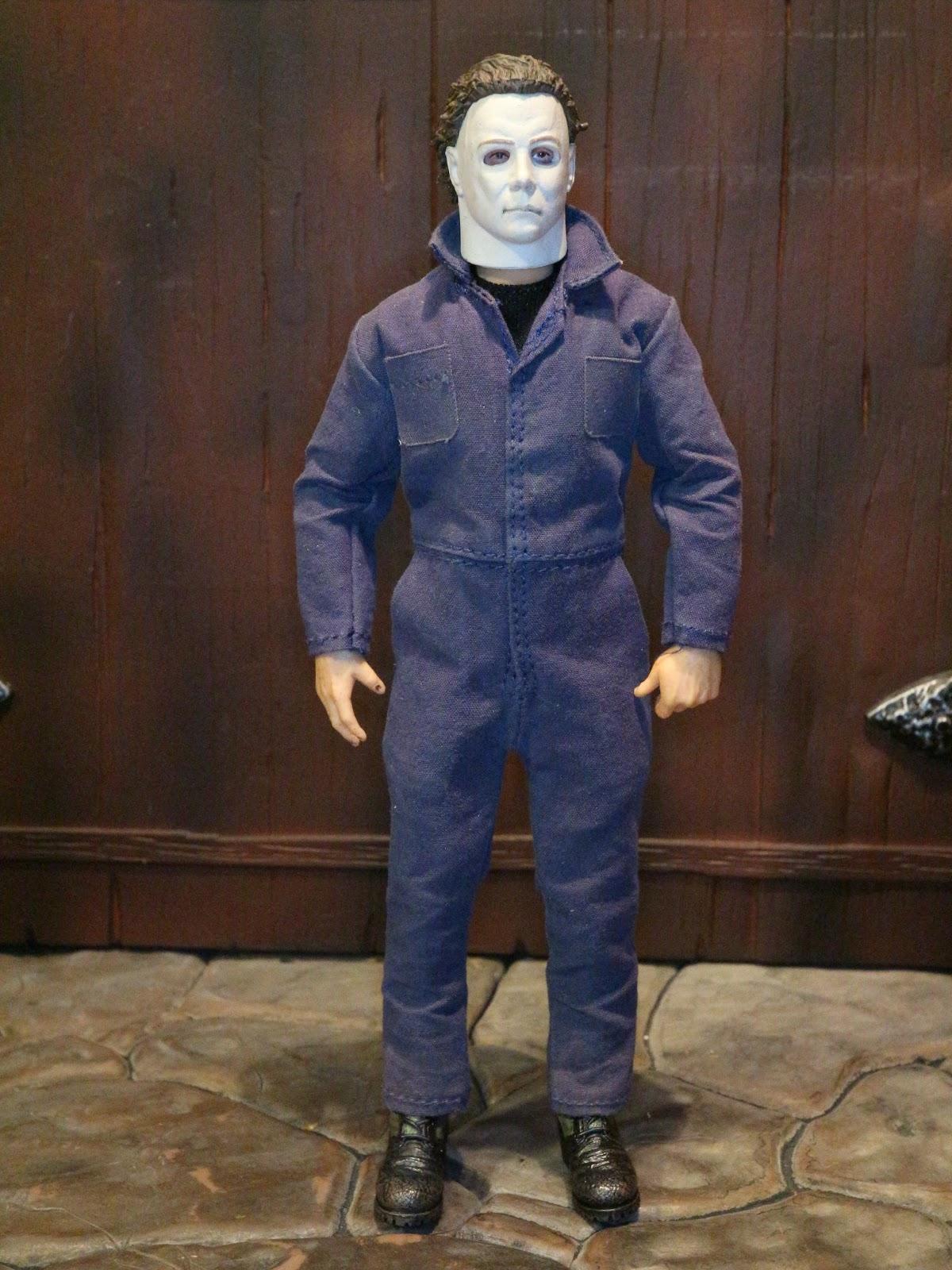 "Mezco Halloween MICHAEL MYERS 6/"" Stylized Figure 1st Run"