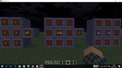 minecraft crafting arany rúd