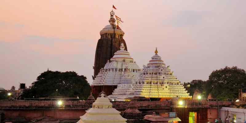 Puri Famous place in Odisha