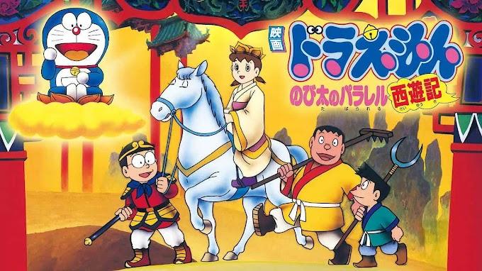 Doraemon Nobita The Movie Super Hero in Hindi 720p HD Download Free