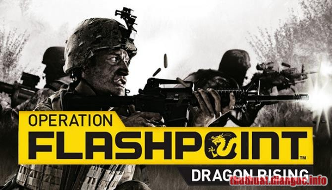 Download Game Operation Flashpoint: Dragon Rising Full Crack