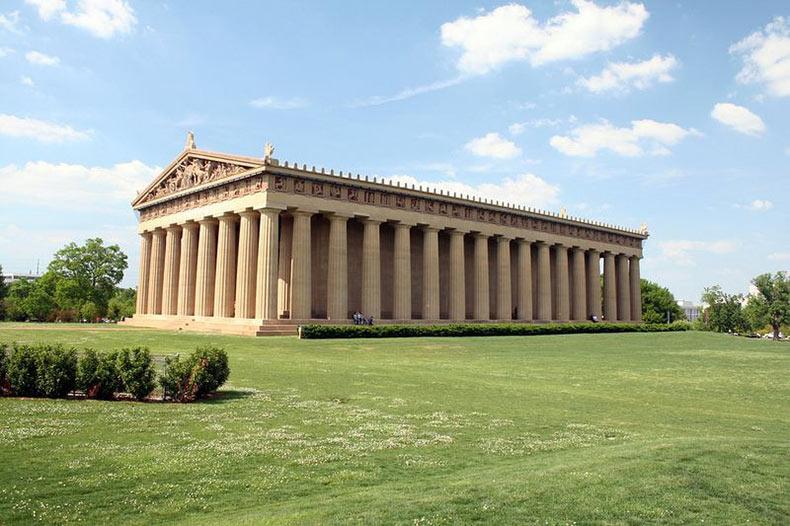El Partenón de Nashville | Estados Unidos