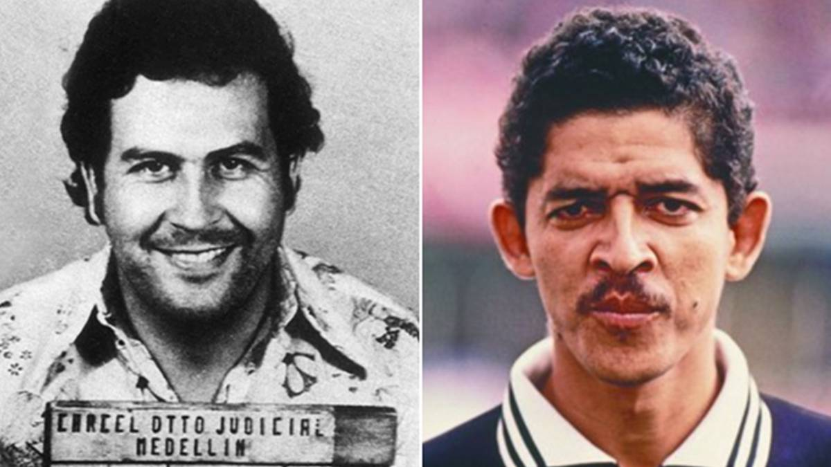 La historia de Álvaro Ortega el arbitro Colombiano al que Pablo Escobar mando ejecutar