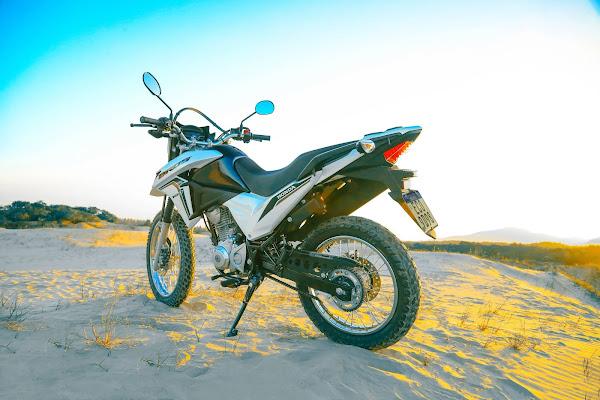 Honda NXR 160 Bros - 3ª moto mais vendida do Brasil