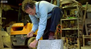 Monty Stone Masoning