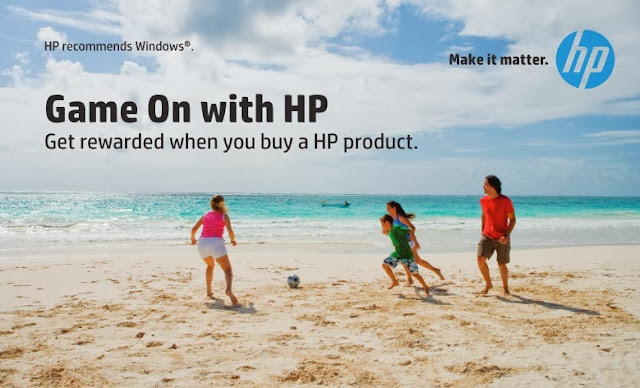 HP Launches 'Game On' Promotion In Malaysia