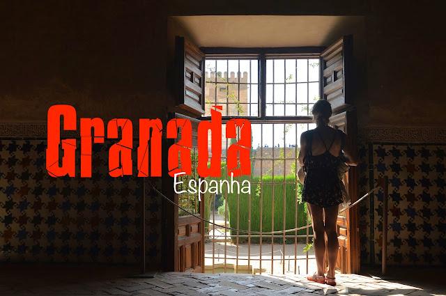 O que visitar em Granada, Espanha