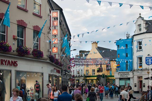 Visitar Galway Irlanda
