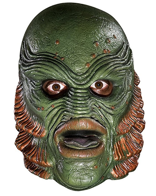 How to Easily Create A Creature From The Black Lagoon Costume
