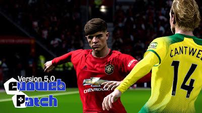 PES 2020 EvoWeb Patch v5.0 DLC 5.0 Season 2019/2020