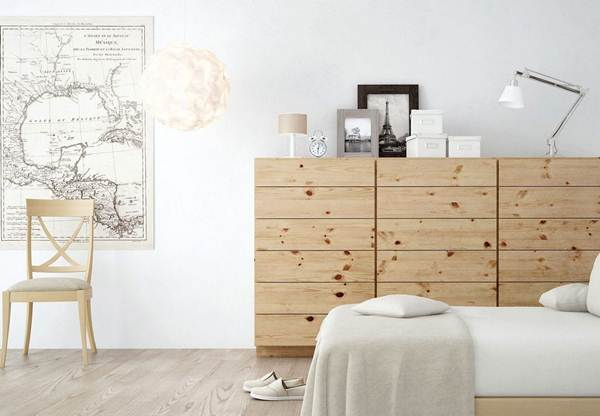 Ideas To Decorate In White And Wood 1