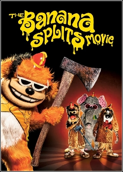 Capa The Banana Splits Movie Dublado Torrent