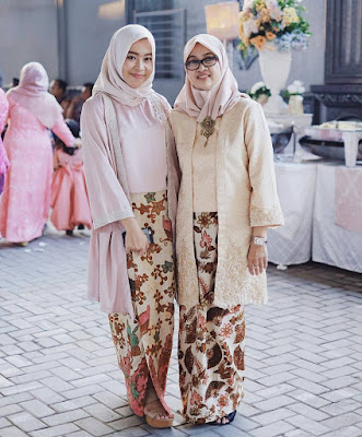 Model Kebaya Modern Jilbab