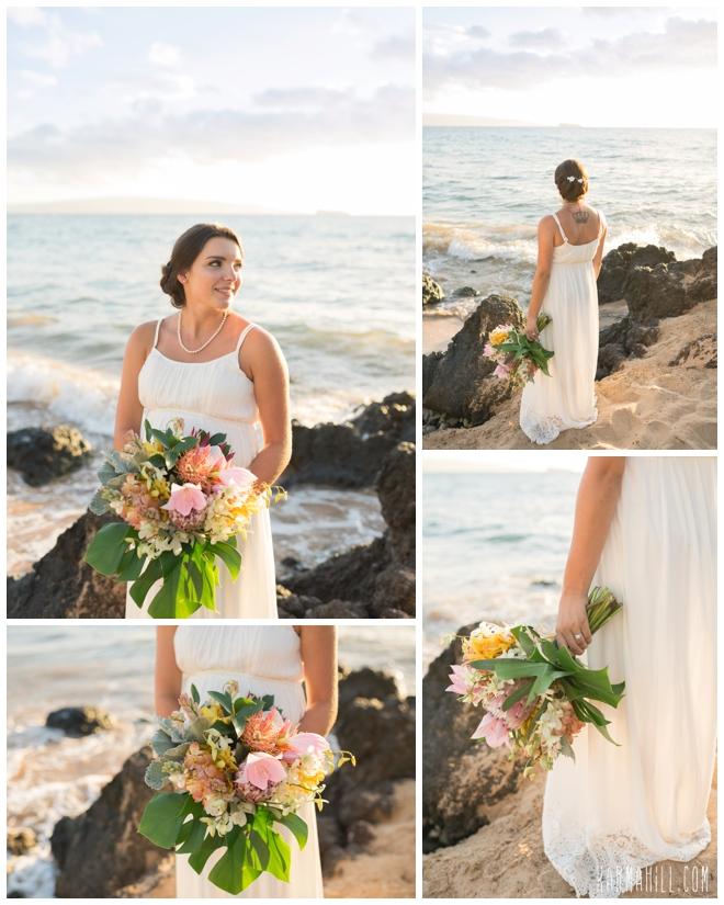 Catherine & Kurtis' Maui Beach Wedding