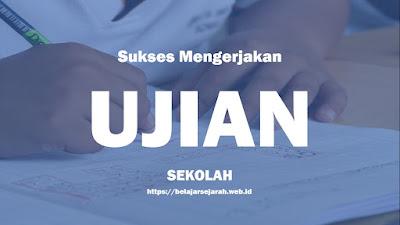 Latihan Soal Sejarah Peminatan Kelas X Kota Semarang Tahun 2017