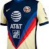 Nike lança as novas camisas do América do México