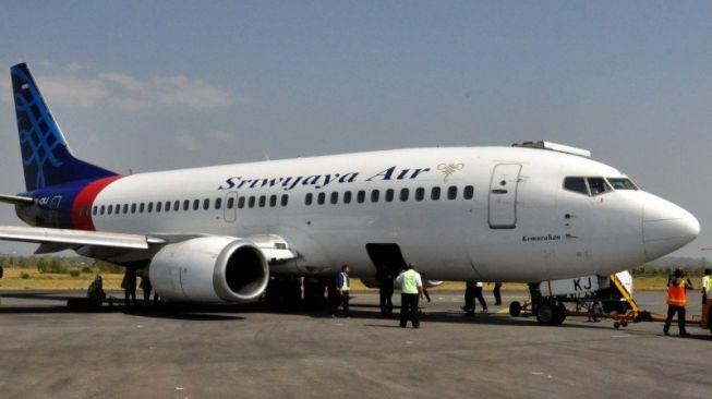 Pernyataan Resmi Sriwijaya Air Terkait Pesawat SJ182 Rute Jakarta-Pontianak yang Hilang Kontak