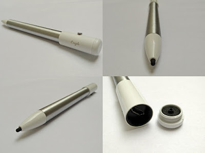Cregle Fine-Point Active Stylus Design