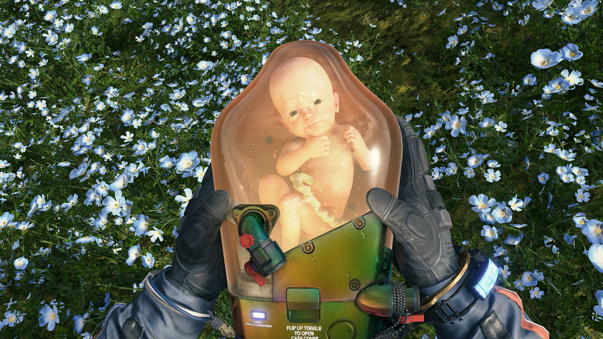 DEATH STRANDING DIRECTOR'S CUT, IS THE CROSS SAVE AVAILABLE?