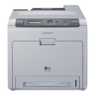 Download drivers Samsung CLP-620ND