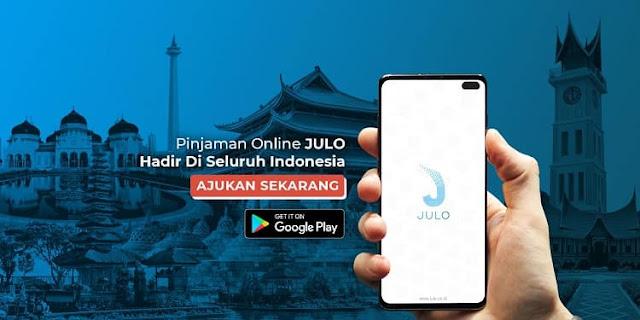 Julo - Aplikasi Pinjaman Online Cepat Cair