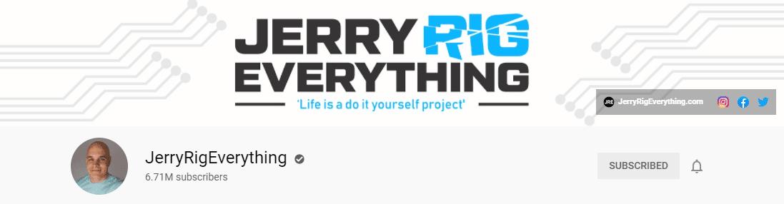 JerryRigEverything