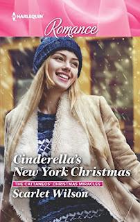 Cinderella's New York Christmas cover