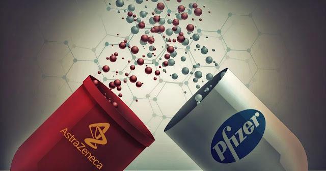 Pfizer Uccide più di Astrazeneca