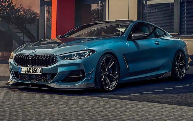 AC Schnitzer BMW M8 Competition