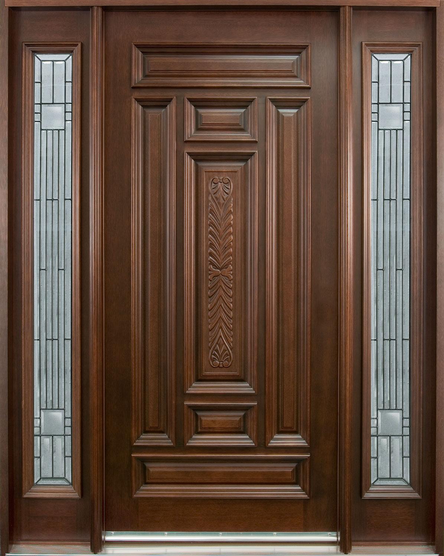 50+ Wooden Door Designs for Home 2020