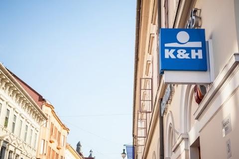 Az MNB 13 millió forintra bírságolta a K&H Bank Zrt.-t