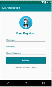 Membuat Form Registrasi Dengan Codeigniter : membuat, registrasi, dengan, codeigniter, Android, Studio, Create, Login, MySQL, Database, (Register), Brohid, Pengamalan, Ilmu,, Informasi, Tutorial