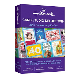 Hallmark Card Studio 2019 Deluxe 20.0.0.9 Full Version Terbaru