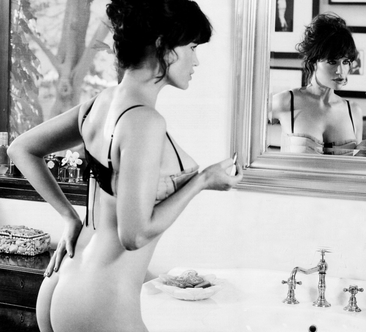 Carla Gugino Nude Celebrity Pictures