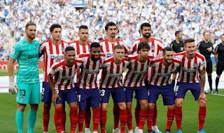 موعد مباراة اتليتكو مدريد و سيلتا فيغو ضمن الدوري الإسباني