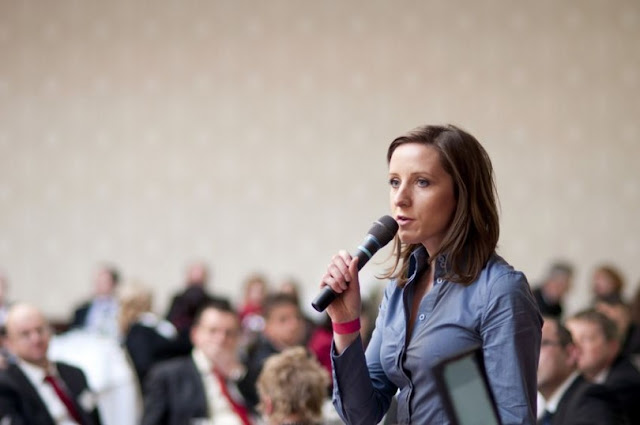 Overcoming {Concern with} Public Speaking