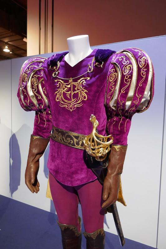 Enchanted Prince Edward movie costume