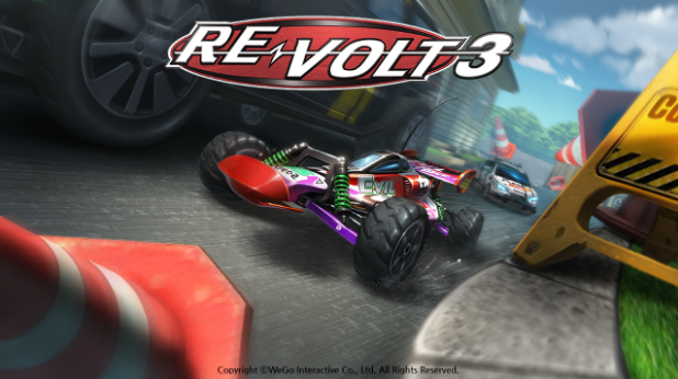 Re-Volt 3 MOD APK V1.3.2 Unlimited Money + Cars + Unlocked Download For Android
