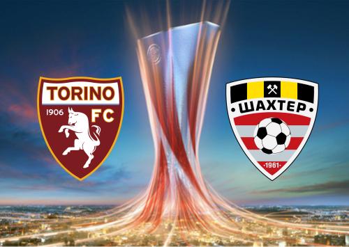 Torino vs Shakhtyor - Highlights 8 August 2019