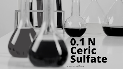 0.1 N Ceric Sulfate