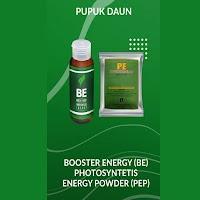 DIJUAL BOOSTER ENERGY Untuk Pupuk Daun