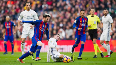 فى مثل هذا اليوم.. شاهد برشلونة يهزم ريال مدريد في البرنابيو بسداسية