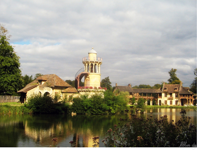 Road trip - Petit Trianon - chateau Versailles -1
