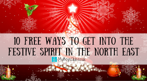 10 More Free Ways to get the Festive Spirit in the North East