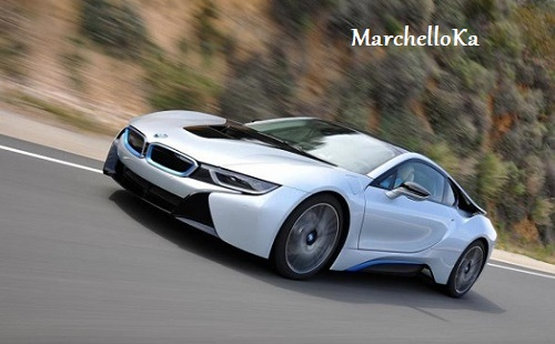 Harga BMW i8