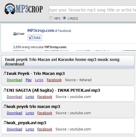 Index of mp3 gratisindo