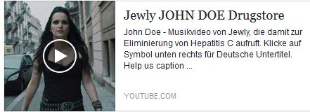 HCV Campaign Video von Jewly