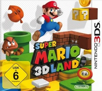 Rom Super Mario 3D Land 3DS