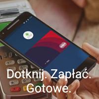 40 zł na zakupy w sklepie Google Play za 5 płatności z Google Pay (wcześniej Android Pay)