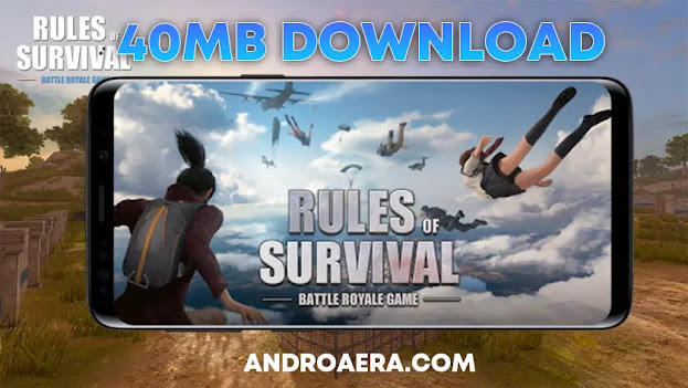 Rules of survival highly compressed Latest version [40MB] download